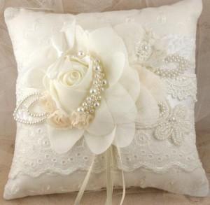 свадебные подушки