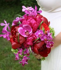 Выбор букета на свадьбу – чего не стоит делать