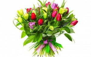 какие цветы подарить на свадьбу