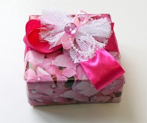 оформление свадебного подарка