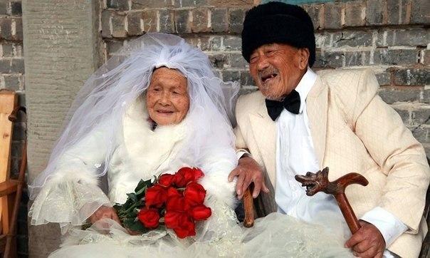 100 лет. красная свадьба