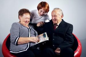 55 лет вместе