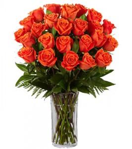 букет из 23 цветков