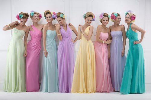 Идеи свадебного цвета